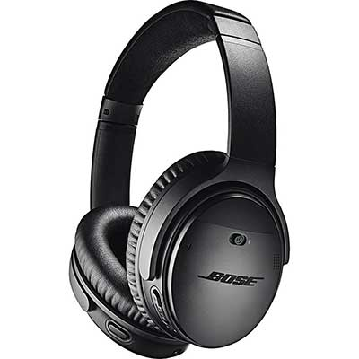 Bose QuietComfort 35 Wireless Headphones with Alexa voice control