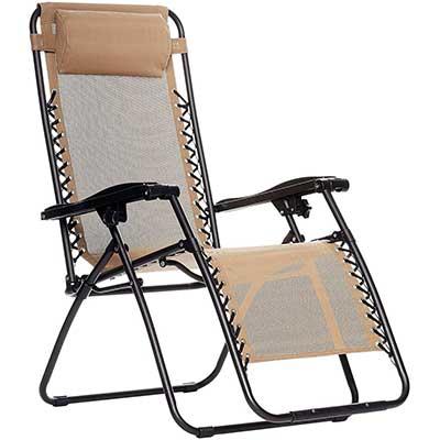 AmazonBasics Zero Gravity Chair