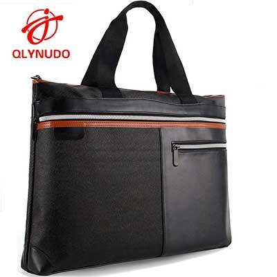 QLYNUDO Fireproof Safe Document Bag 2300°F Zipper Closure