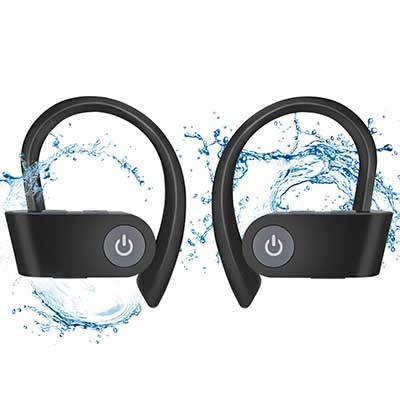 Steel Magic Wireless In-Ear Headphones Sport Wireless Earbuds
