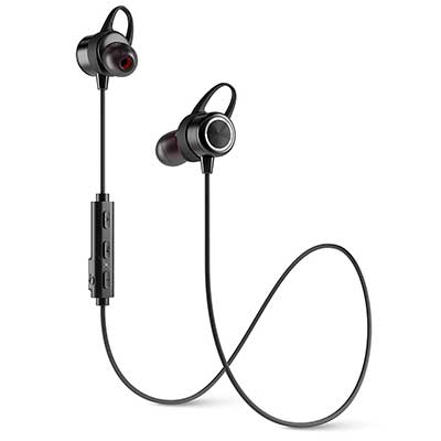 Diginex Bluetooth Earbuds Wireless Magnetic Headset for Running IPX7 Waterproof