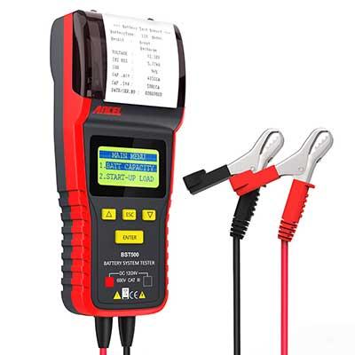 ANCEL BST500 12V/24V Automotive Battery Load Tester, Cranking & Charging System