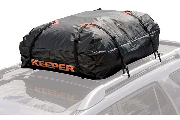 Keeper Waterproof Roof Top Cargo Bag 15 Cubic Feet