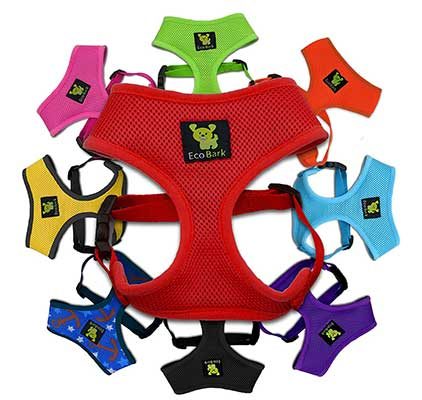 EcoBark Eco-Friendly Max Comfort and Control Dog Harness