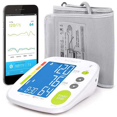 Smart Blood Pressure Monitor Cuff by Greater Goods