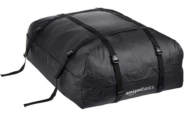 AmazonBasics Rooftop 15 cu. ft Cargo Carrier Bag