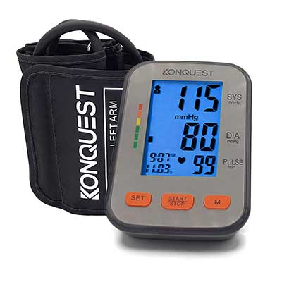 Konquest KBP-2704A Automatic Upper Arm Blood Pressure Monitor