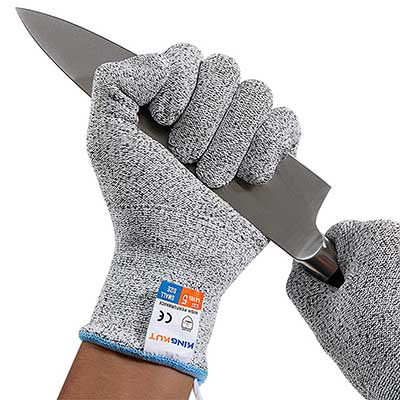 KingKut Cut Resistant Gloves