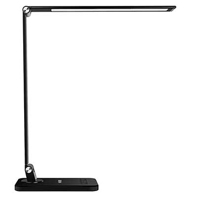 MEIKEE LED Aluminum Dimmable Table Desk Lamp with Memory Function