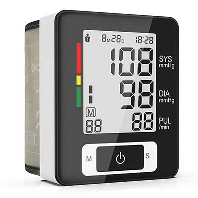 BESTTHING Blood Pressure Monitor – Automatic Digital Wrist Blood Pressure