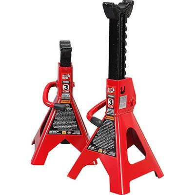 Torin Big Steel Jack Stands, 3T