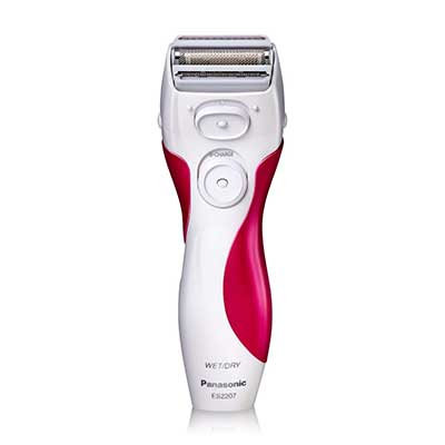 Panasonic Close Curves 3-Blade Cordless Electric Razor and Pop-Up Trimmer