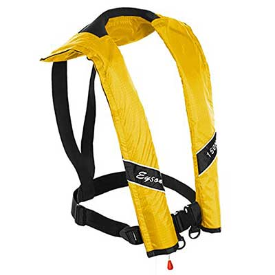 Eyson Slim Inflatable PDF Life Jacket Life Vest