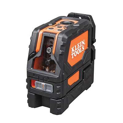 Cross Line Laser Level with Plumb Spot