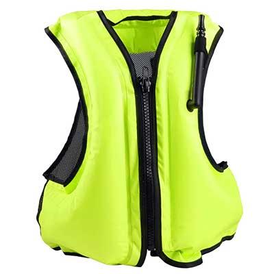 Faxpot Inflatable Life Jacket