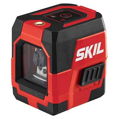 SKIL Self-Leveling Red Cross Line Laser