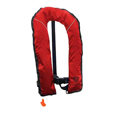 SALVS Automatic/Manual Inflatable Life Jacket