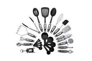 best kitchen utensil set reviews