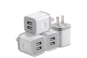 best usb wall chargers reviews