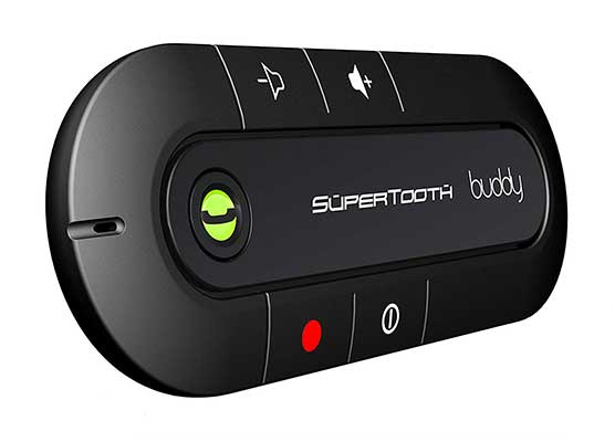 SuperTooth Buddy Bluetooth Visor Speakerphone