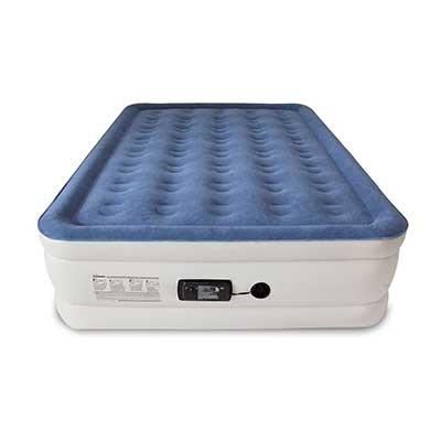 SoundAsleep Dream Series Airbed with ComfortCoil Technology