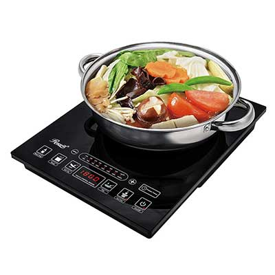 Rosewill 5 Pre-Programmed Induction Cooker 1800W