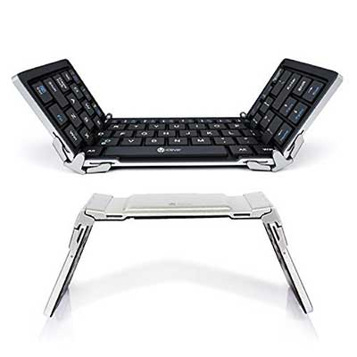 iClever Bluetooth Foldable Wireless Keyboard