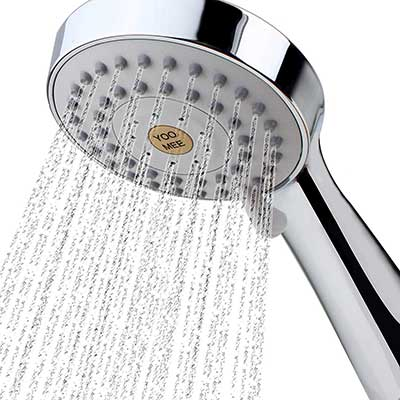 Handheld Rain Shower Head Water Saving Rainfall Massage High Pressure 8 Type Opt