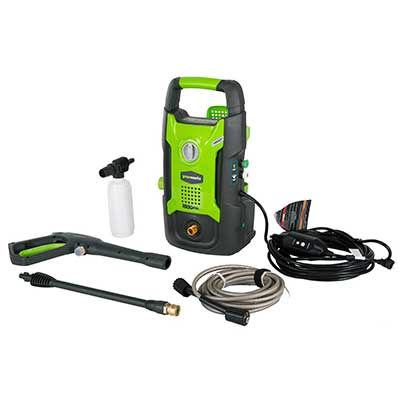 Greenworks 1600 PSI Pressure Washer