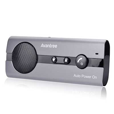 Avantree 10BS Hands-Free Wireless in-Car Speakerphone