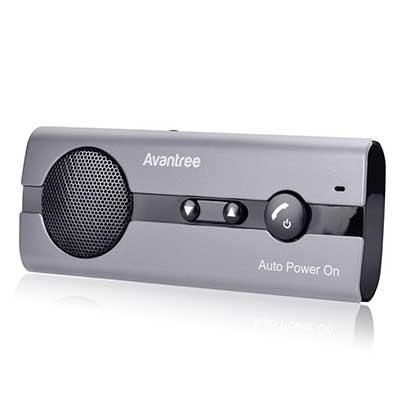 Avantree 10BS Hands-Free Wireless in-Car Speakerphone