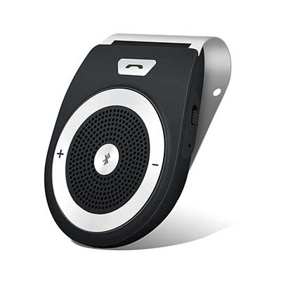 Aigital Bluetooth Handsfree Speakerphone with Inbuilt Mic