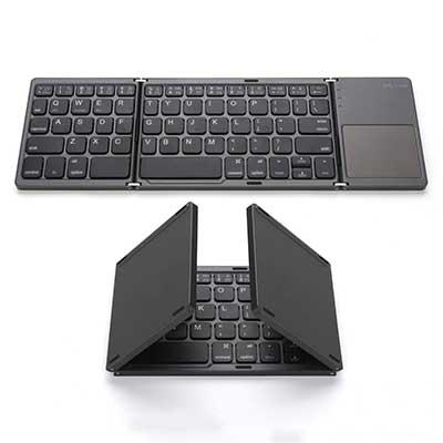Jelly Comb Pocket Size Mini Bluetooth Wireless Keyboard