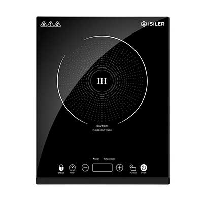 ISILER Touch Control Portable Induction Cooker