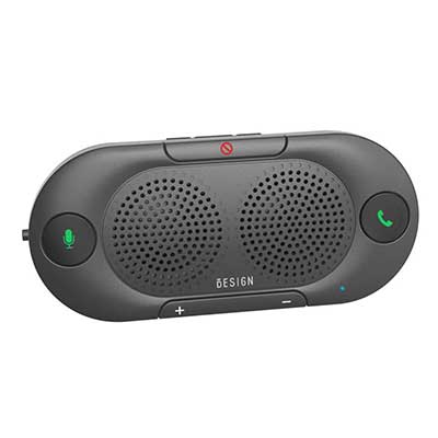 Besign BK06 Bluetooth Version 5.0 in-car Speakerphone