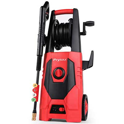 PRYMAX 3000 PSI 1.80 GPM Car Electric Power Washer