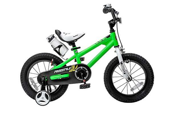 RoyalBaby Boys and GirlFreestyle Kid's Bike