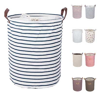 DOKEHOM 17.7-Inches Large Laundry Basket
