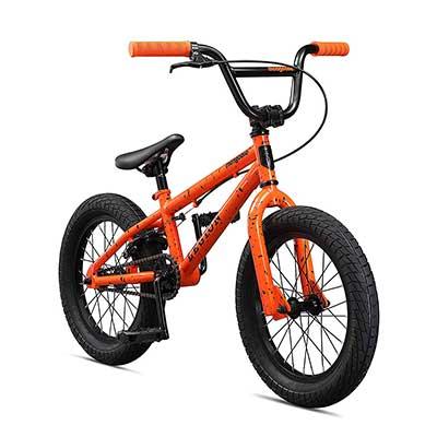 Mongoose Legion Kids Sidewalk Freestyle BMX Bike