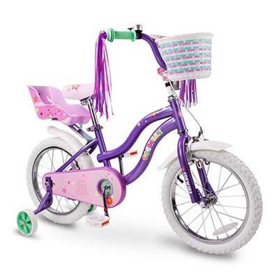 COEWSKE Steel Frame Children Bicycle