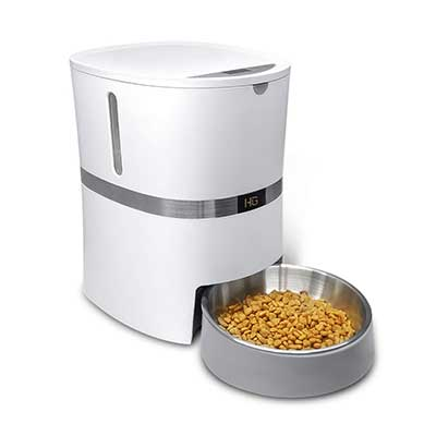 HoneyGuaridan A36 Automatic Feeder for Pets