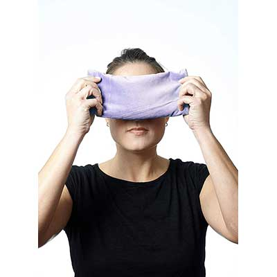 DreamTime Inner Peace Lavender Velvet Eye Pillow