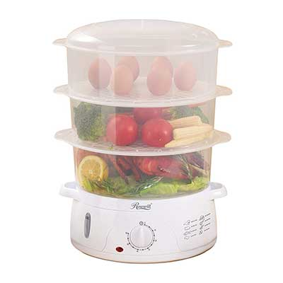 Rosewill Electric Vegetable Food Steamer, 9.5 Quart