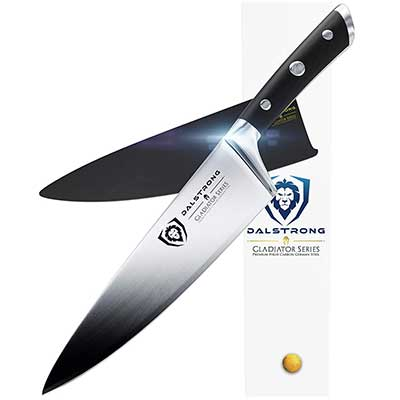 DALSTRONG 8'' Chef Gladiator Series Knife