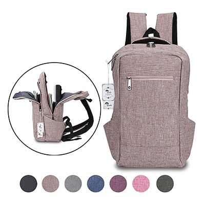 Winblo 15 15.6 Inch Lightweight Laptop College Daypack