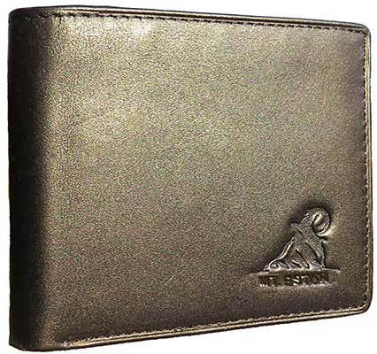 Mt. Eston Trifold Bifold RFID Blocking Men's' Wallet