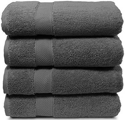 4 Piece Bath Towel Set by MAURA