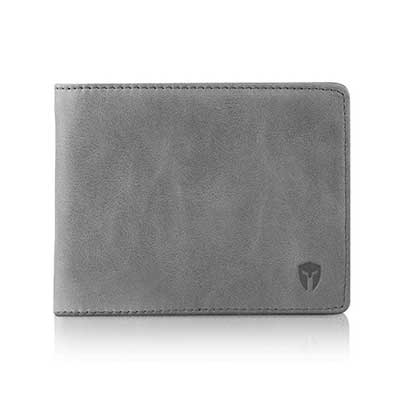 Bryker Hyde Bifold 2 ID Window RFID Wallet for Men