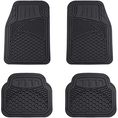 AmazonBasics Heavy Duty Car Floor Mat