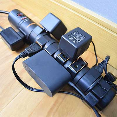 ECHOGEAR Power Strip Surge protector